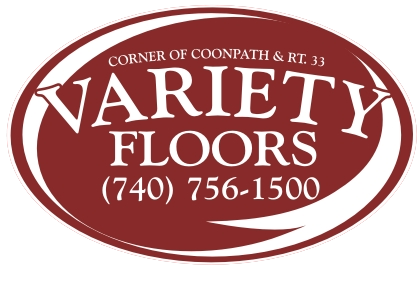 Variety Floors - hardwood flooring, laminate flooring, luxury sheet vinyl flooring, ceramic and porcelain tile, and LVT for every project